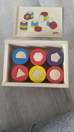 Goki kształty i kolory