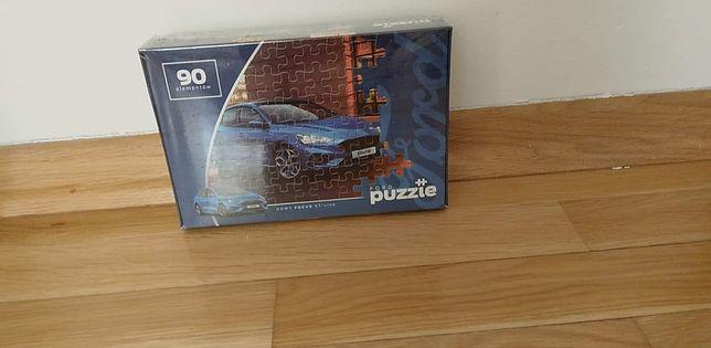 Puzzle Forda Focua