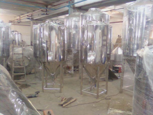 Изготовление емкостного оборудования для пищевых объектов