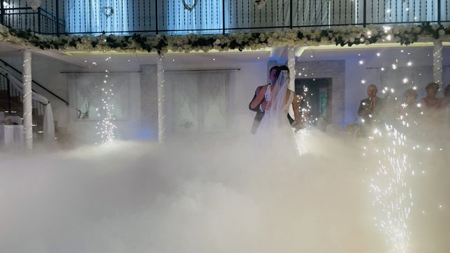 Ciężki dym Taniec w chmurach Drobin
