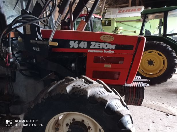 Zetor Forterra 9641 , 12441 (8641,8540,9540,10540,10641.6340)