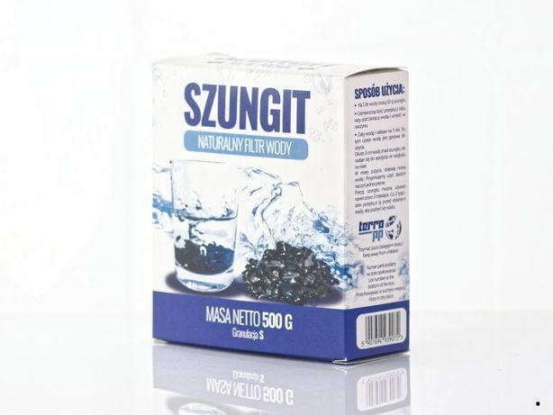 Szungit naturalny filtr wody
