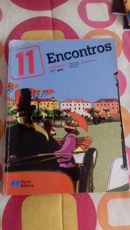 Manual de Português - Encontros - Porto Editora 11ºano