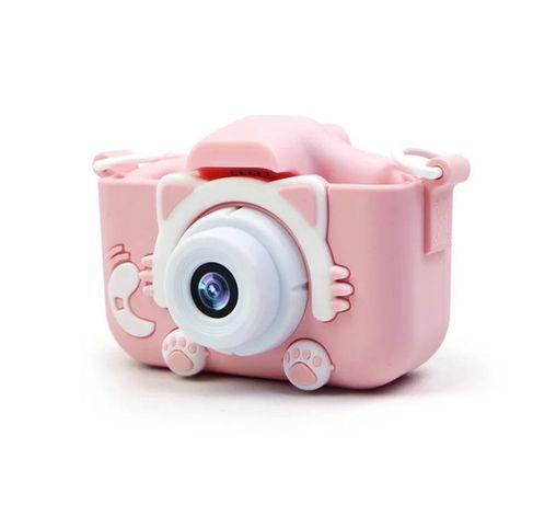 Цифровой фотоаппарат для детей Котик