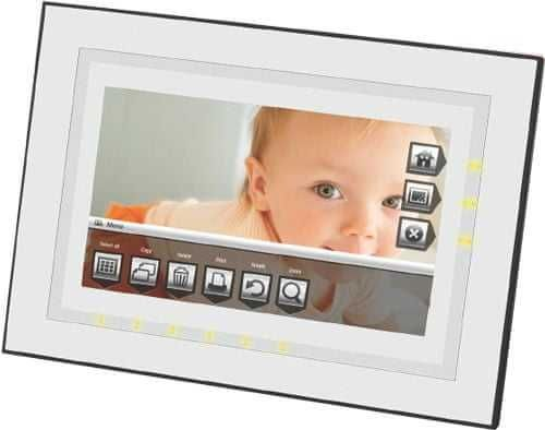 Kodak EasyShare P820 Ramka Fotograficzna Cyfrowa 8'' LCD do Zdjęć