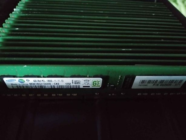 Samsung 4GB PC3-12800E DDR3 1600MHz Компьютерная память
