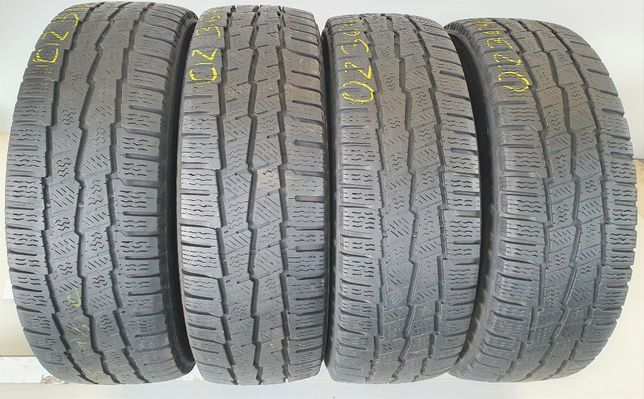 4x 205/65/16C Michelin Agilis Alpin 107/105T OZ364