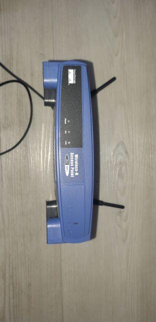 Router Linksys Wireless-B stan bardzo dobry.