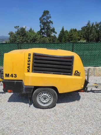 Compressor Kaeser 43