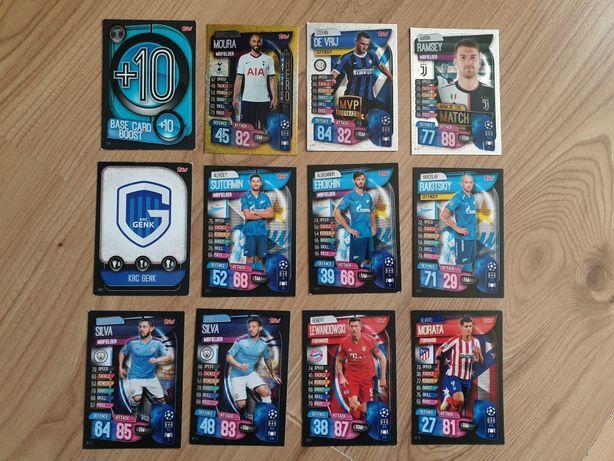 Sprzedam lub zamienię karty piłkarskie UEFA Champions League 2019/20