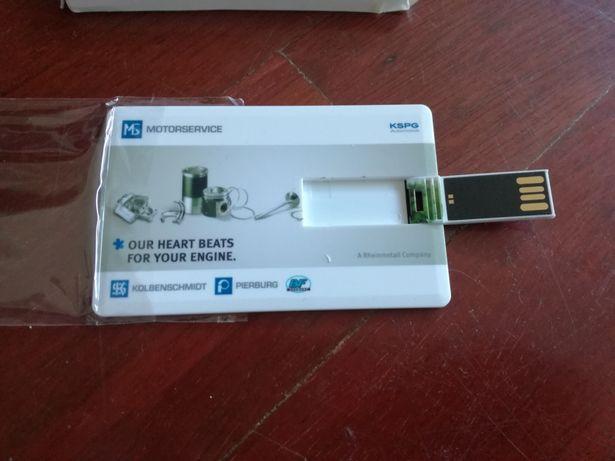 Pen 6 Gb, formato cartão