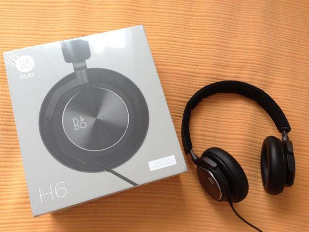 Auscultadores Bang & Olufsen Beoplay H6 2nd generation