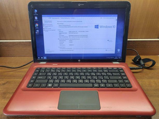 Ноутбук HP Pavilion dv6-3151er