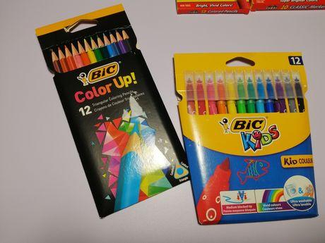 Наборы карандашей и фломастеров bic, cra-Z-Art, crayola 10 шт., 12 шт.