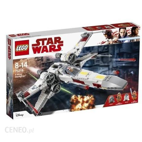 Lego Star Wars X - Wing 75218 Nowy