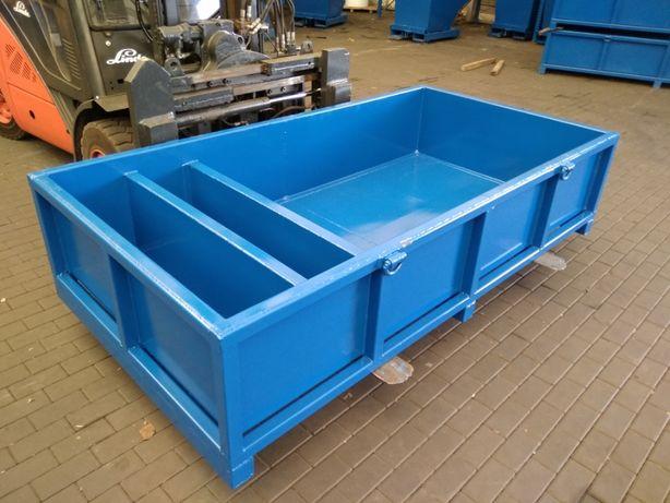 Skrzynia kontener pojemnik na wodę, gruz, złom itd