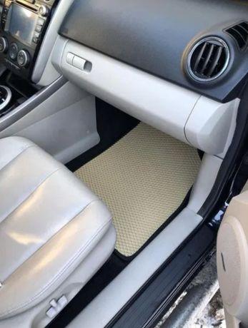 ЕВА коврики для Mazda cx 7 сх 5 9 6 3 RX8 + подпятник в подарок