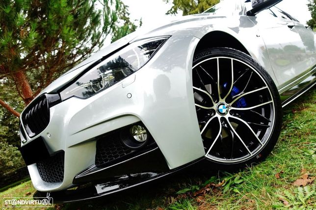 BMW 320 Pack M Performance Full Extras
