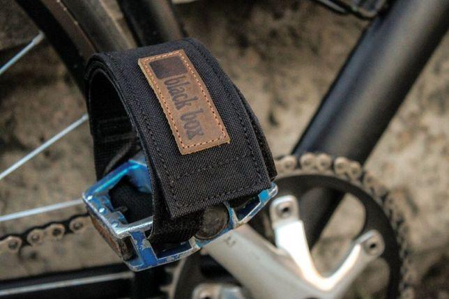 Вело стрепы (straps) ремни на педали фикс Fixed BMX MTB шоссе контакты