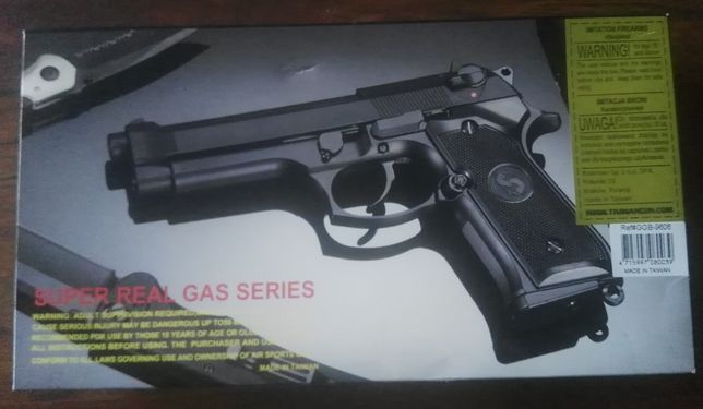 Beretta M92F (LS) - DSF