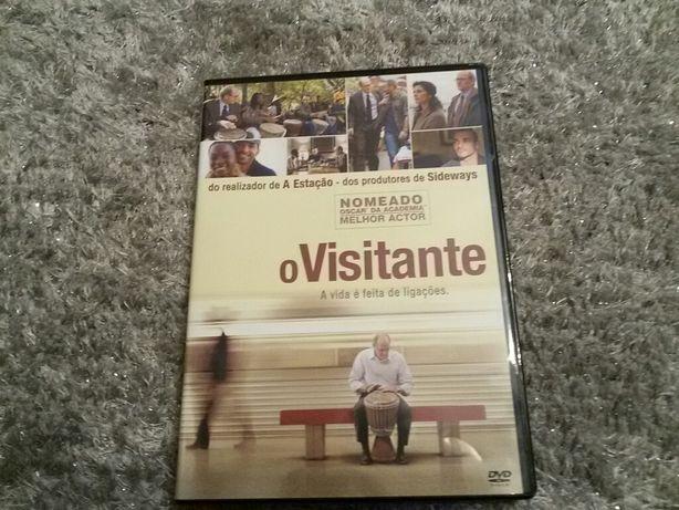 O Visitante - Dvd
