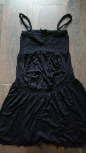 Sukienka dzianinowa ciążowa H&M Mama M