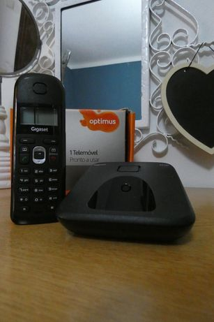 Telefone Gigaset AS200 NOVO