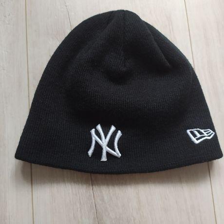 New era czapka czarna