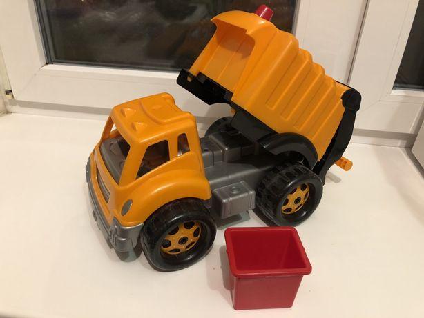 Игрушка машина - мусоровоз