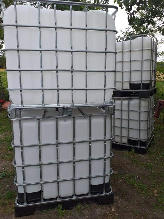 Zbiorniki beczka mauser mauzer paletopojemnik ibc 1000l Sędziszów - image 1