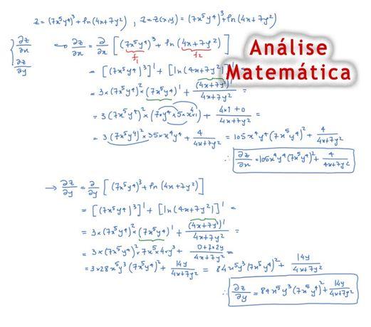 Aulas de apoio: Matematica, Fisica & Engenharia (desde 10 e/h