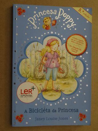 Princesa Poppy - A Bicicleta da Princesa de Janey Louise