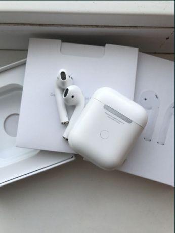 AirPods 2 original, Apple аірподс 2 оригінал навушники дешево акція