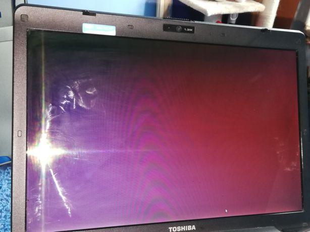 Ekran Matryca 15,4 TOSHIBA SATELLITE A215-S4747