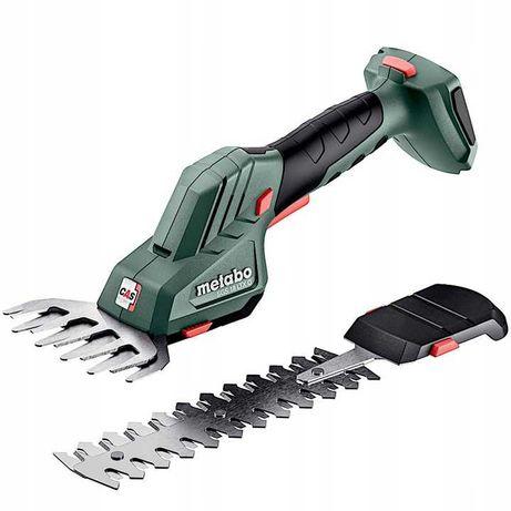 METABO Akumulatorowe nożyce do krzewów i trawy SGS 18 LTX Q GWARANCJA