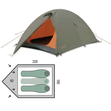 Палатка двухместная Pinguin Scout 2