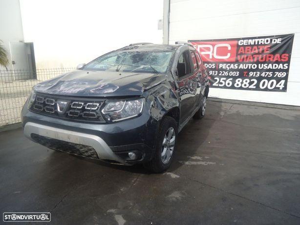 Dacia Duster de 2018