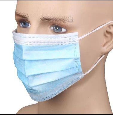 Sprzedam maski chirurgiczne 50szt.