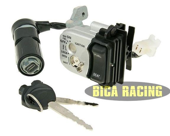 Kit de fechaduras completo Honda PCX125 (NOVO disponivel em stock)