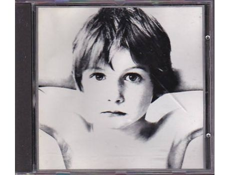 CD - U2 - Boy (álbum de estúdio)