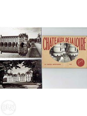 Colecção de postais antigos