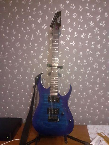 gitara elektryczna ibanez nowa