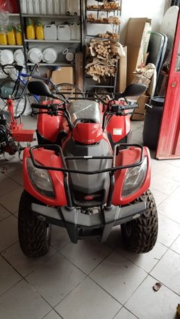 Moto 4 Kymco MXU 50R