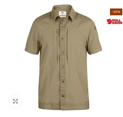 Fjallraven keb trek shirt SS