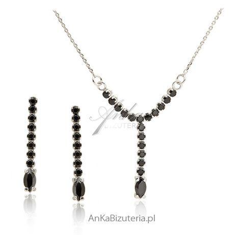 ankabizuteria.pl komplety biżuterii z kamieniem księżycowym Komplet bi