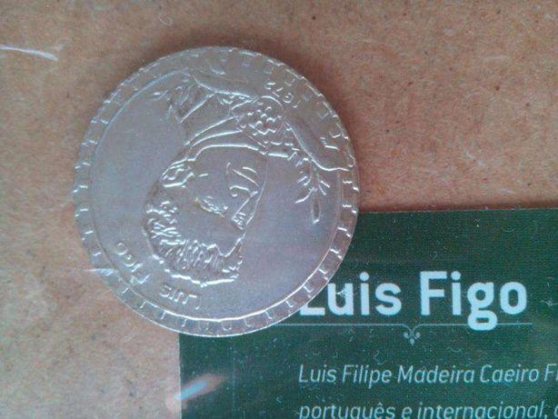Luis Figo - moeda