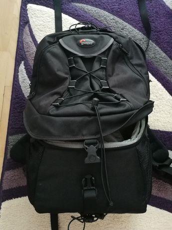 Plecak fotograficzny Lowepro!
