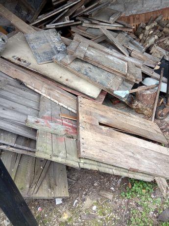 Drewno na opał. Do pocięcia.