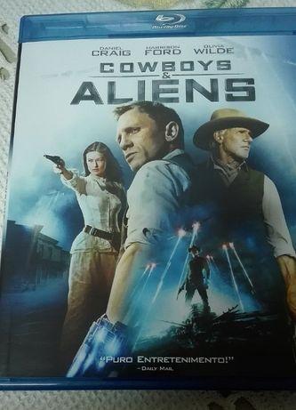 Bluray Cowboys & Aliens