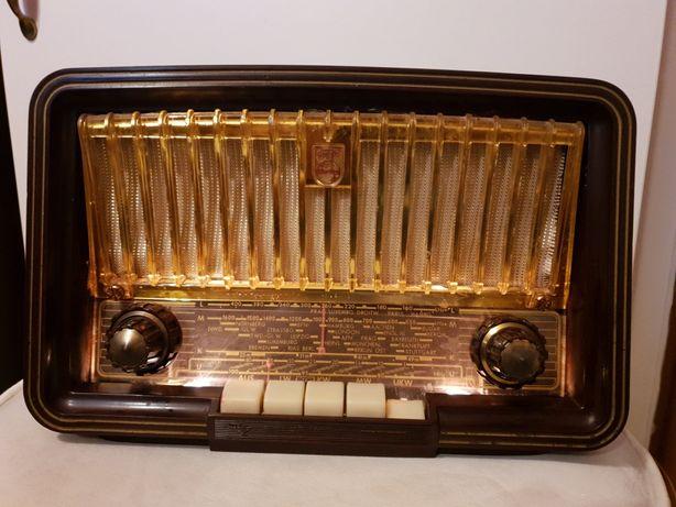Radio lampowe Philips Philetta 283 w super stanie 1958 rok.